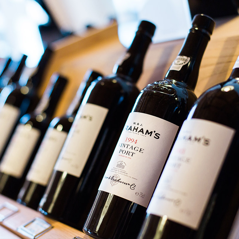 Syros wines in wineries
