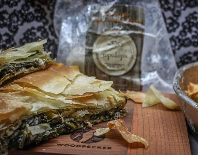 Δοκιμάστε μια εναλλακτική σπανακόπιτα !!! Άλλη μια συνταγή που το ξινοτυρο μπορεί να αντικαταστήσει επάξια τη φέτα!