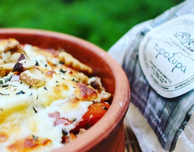 Ντόπιο Συριανό Τυρί Τυροσυρα