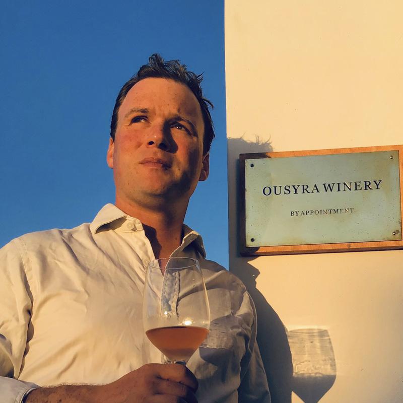 Edward Οινοποιός OuSyra