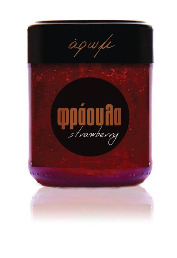 Jar strawberry syros arom