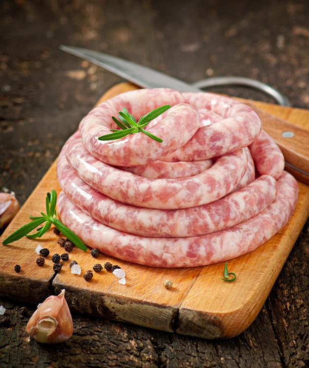 syros sausage