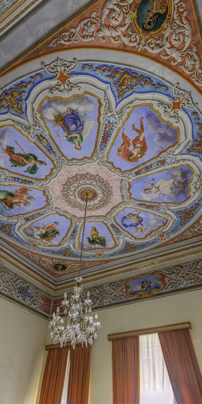 kois mansion in hermoúpolis syros